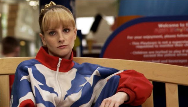 The Bronze sex scene Melissa Rauch