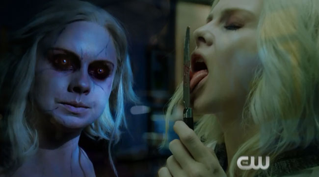 iZombie TV series stars smart zombie solving crimes Rose McIver