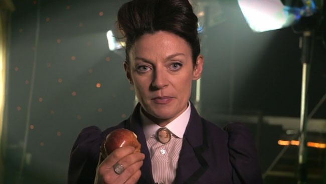 Doctor Who resurrects Missy the female Master (Michelle Gomez)
