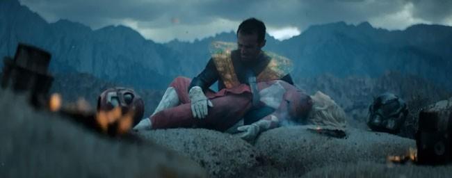 Power Rangers fan film Russ Bain Katee Sackhoff