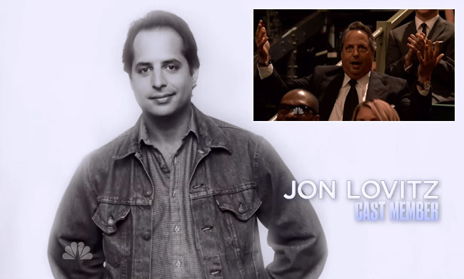 Saturday Night Live tribute to Jon Lovitz