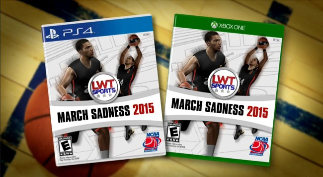 Last Week Tonight with John Oliver NCAA video game march madness