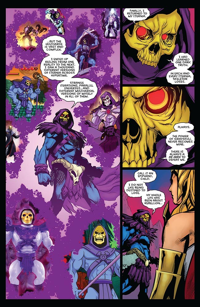He-Man The Eternity War 5 Skeletor She-Ra