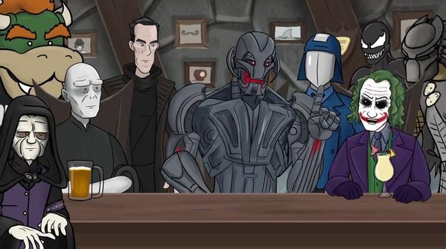 Avengers Age of Ultron alternate ending