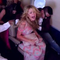 Paris Hilton plane crash prank Ramez in Control