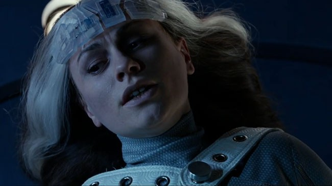 X-Men Days of Future Past deleted scene Rogue Anna Paquin