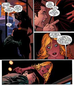 Amazing Spider-Man 599 Norman Osborn Lily Hollister pregnant