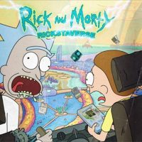 Rick and Morty Rickstaverse Instagram game
