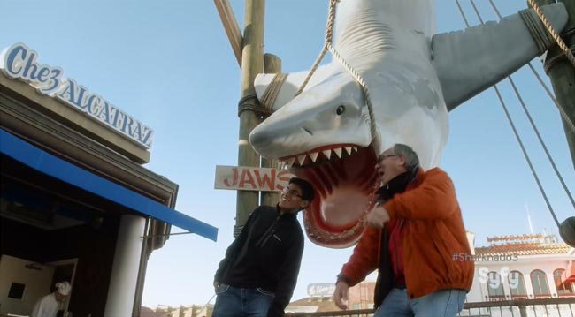 Sharknado 3 Jaws ride Universal Orlando