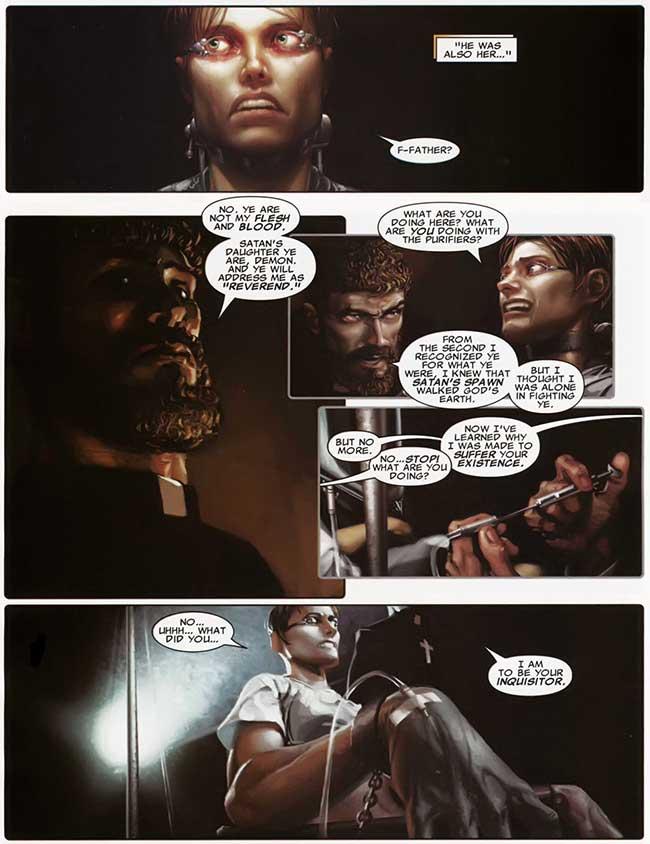 X-Force-2-volume-3-Rahne-Wolfsbane-Reverend-Craig-Sinclair-torture-brainwas-Purifiers