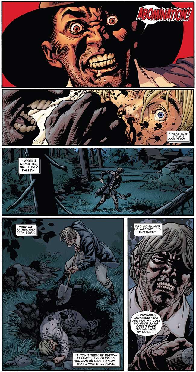 X-Men Manifest Destiny 3 Jonas Graymalkin gay Charles Graymalkin