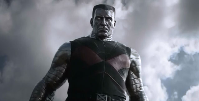 Deadpool movie Colossus