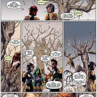 Infinity Gauntlet 3 I am Groot catchphrase Thanos Star-Lord Gamora