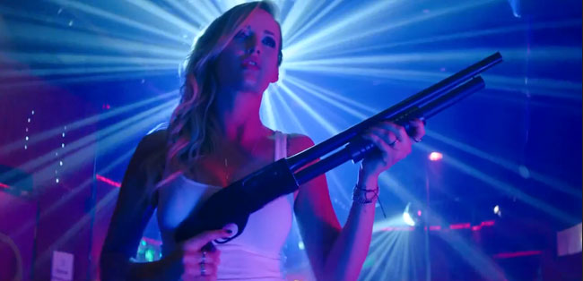 Scouts Guide to the Zombie Apocalypse zombie strippers Sarah Dumont
