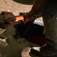 Supergirl Melissa Benoist Vartox Owain Yeoman axe