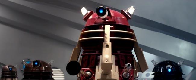 Doctor Who season 9 Dalek Maximum Extermination