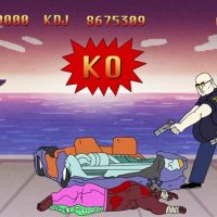 Street Fighter Bonus Stage parody calls cops racist Ken Dee Jay Animation Domination High-Def