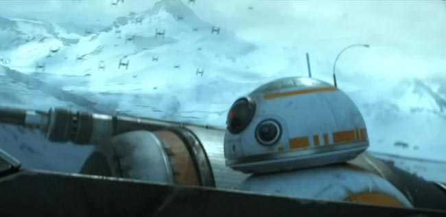 Star Wars Force Awakens BB-8