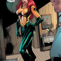 Aquaman 49 Mera Aquawoman