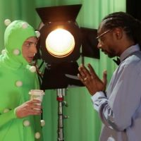 YouTube Snoop Dogg SnoopaVision April Fools Day