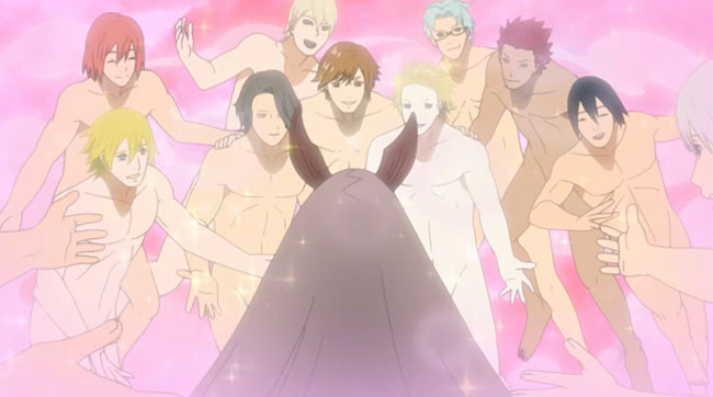 Naruto Shippuuden 463 Sexy Jutsu Reverse Harem The No 1 Most Unpredictable Ninja