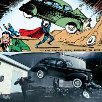 Sharknado 4 April Tara Reid Superman Action Comics 1