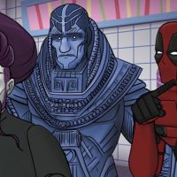 X-Men Apocalypse Voldemort hair Deadpool