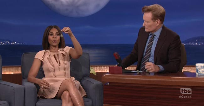 Conan Regina Hall Yoni Egg stone Kegel exercise