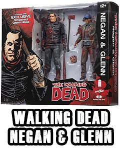 Walking Dead Negan Glenn Toy
