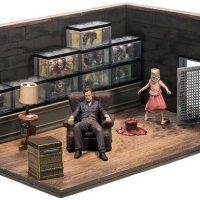 Walking Dead TV The Governor Room Construction Set McFarlane Toys