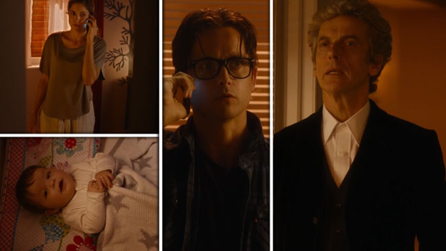 Doctor Who The Return of Doctor Mysterio Grant Gordon Ghost Justin Chatwin Charity Wakefield Lucy Fletcher Peter Capaldi Jennifer