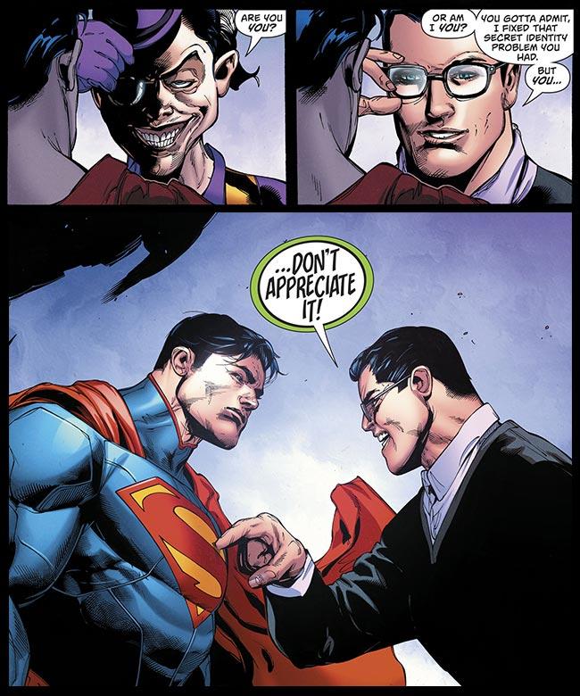 Action Comics 976 Superman Clark Kent Mr Mxyzptlk