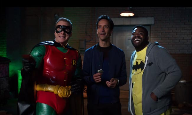 Powerless Batman Robin Alan Tudyk Danny Pudi Ron Funches