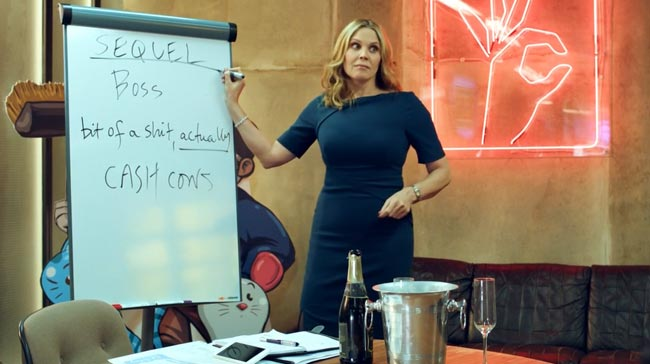 Loaded Casey (Mary McCormack)