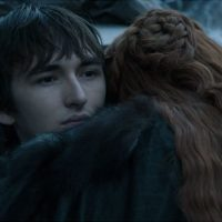 Game of Thrones Bran Stark Isaac Hempstead Wright