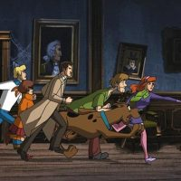 Supernatural Scooby-Doo crossover Scoobynatural chase run