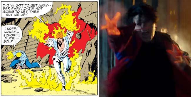 Deadpool 2 Julian Dennison Russell Collins Firefist